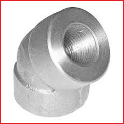 Threaded Elbow 45 degree Manufacturer & Trader