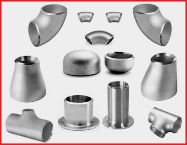 Butt weld Pipe Fittings Manufacturer & Trader